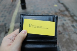 BAFTA Ticket