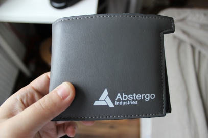 Abstergo Industries Wallet