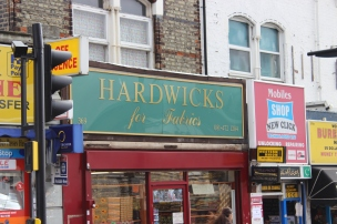 Hardwicks for Fabrics